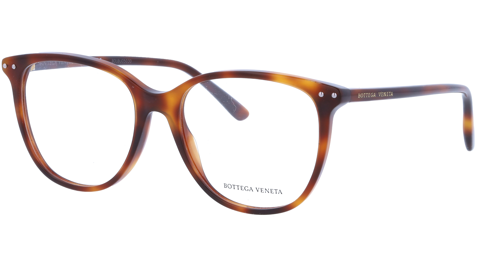 BOTTEGA VENETA BV0161O 002 52 AVANA Glasses