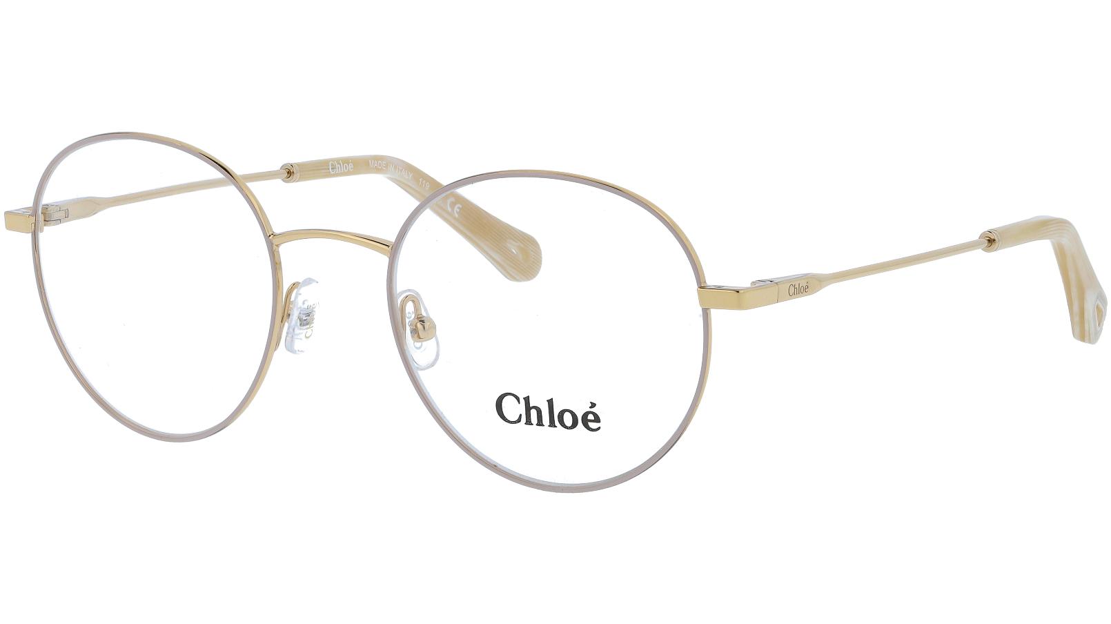 CHLOE CE2136 743 50 GOLD Glasses