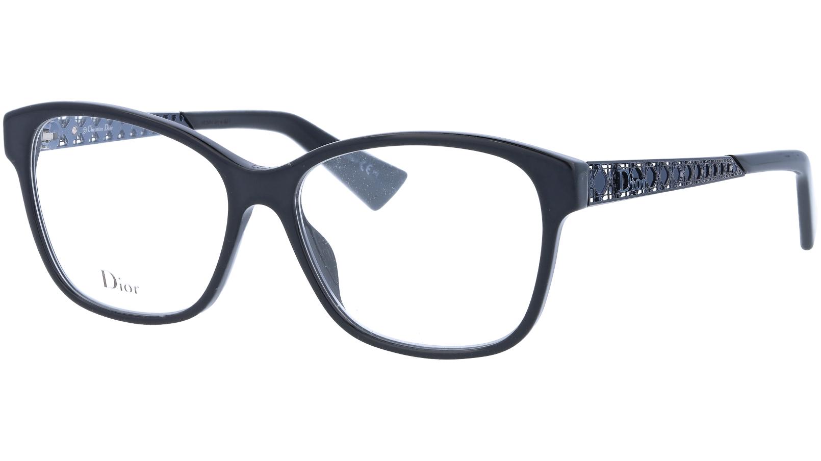 Dior AMAO4 807 55 Black Glasses