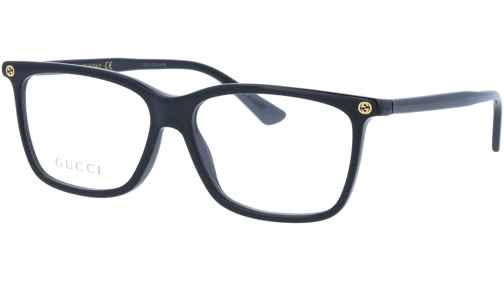 GUCCI GG0094O 006 54 BLACK Glasses
