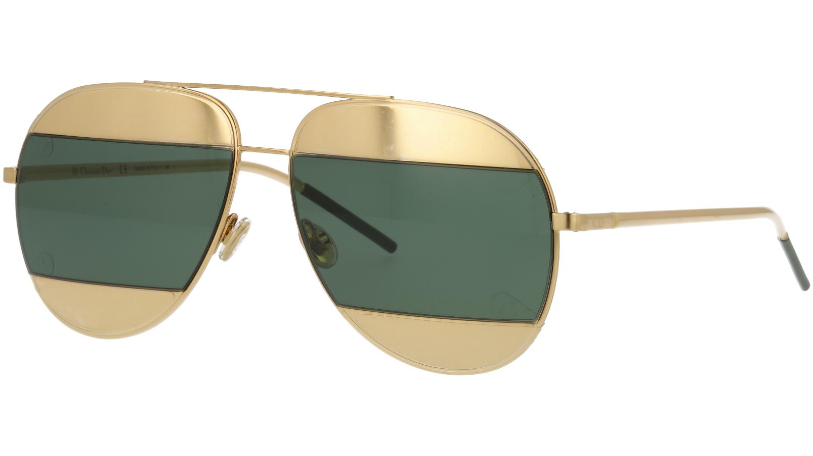 DIOR DIORSPLIT1 000B5 59 ROSE Sunglasses
