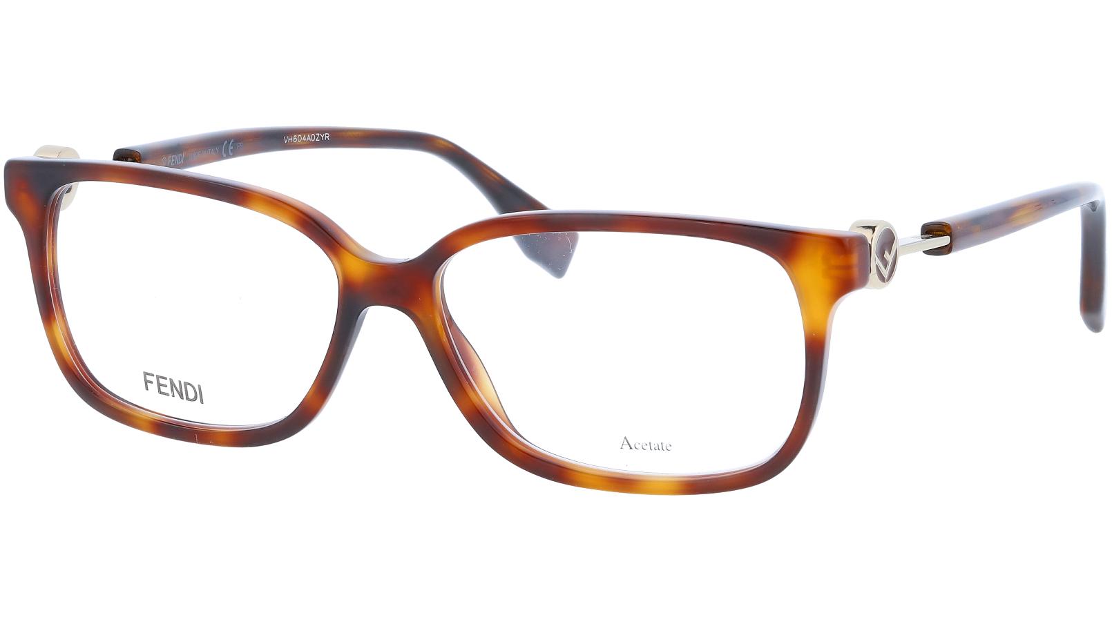 FENDI FF0394 086 54 DARK Glasses
