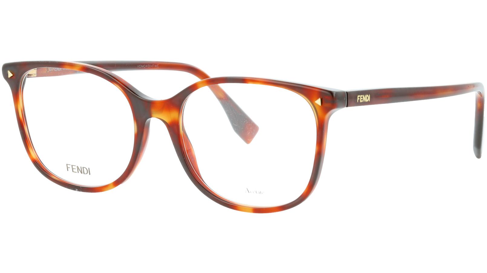 FENDI FF0387 086 53 DARK Glasses