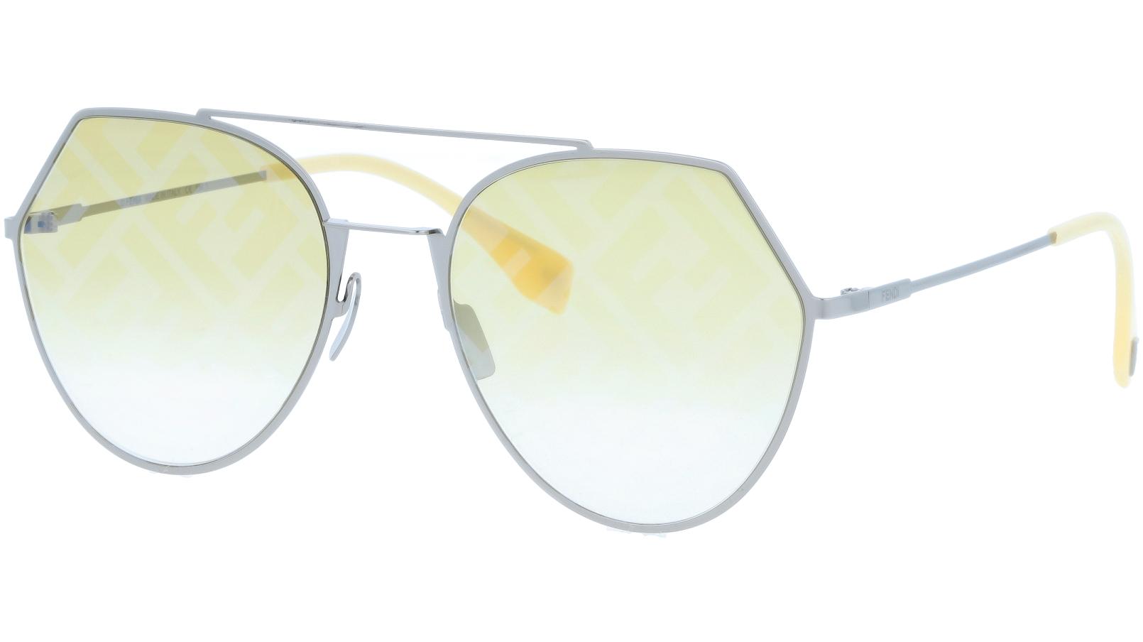 FENDI FF0194/S 4N1UB 55 Honey Tweed Sunglasses