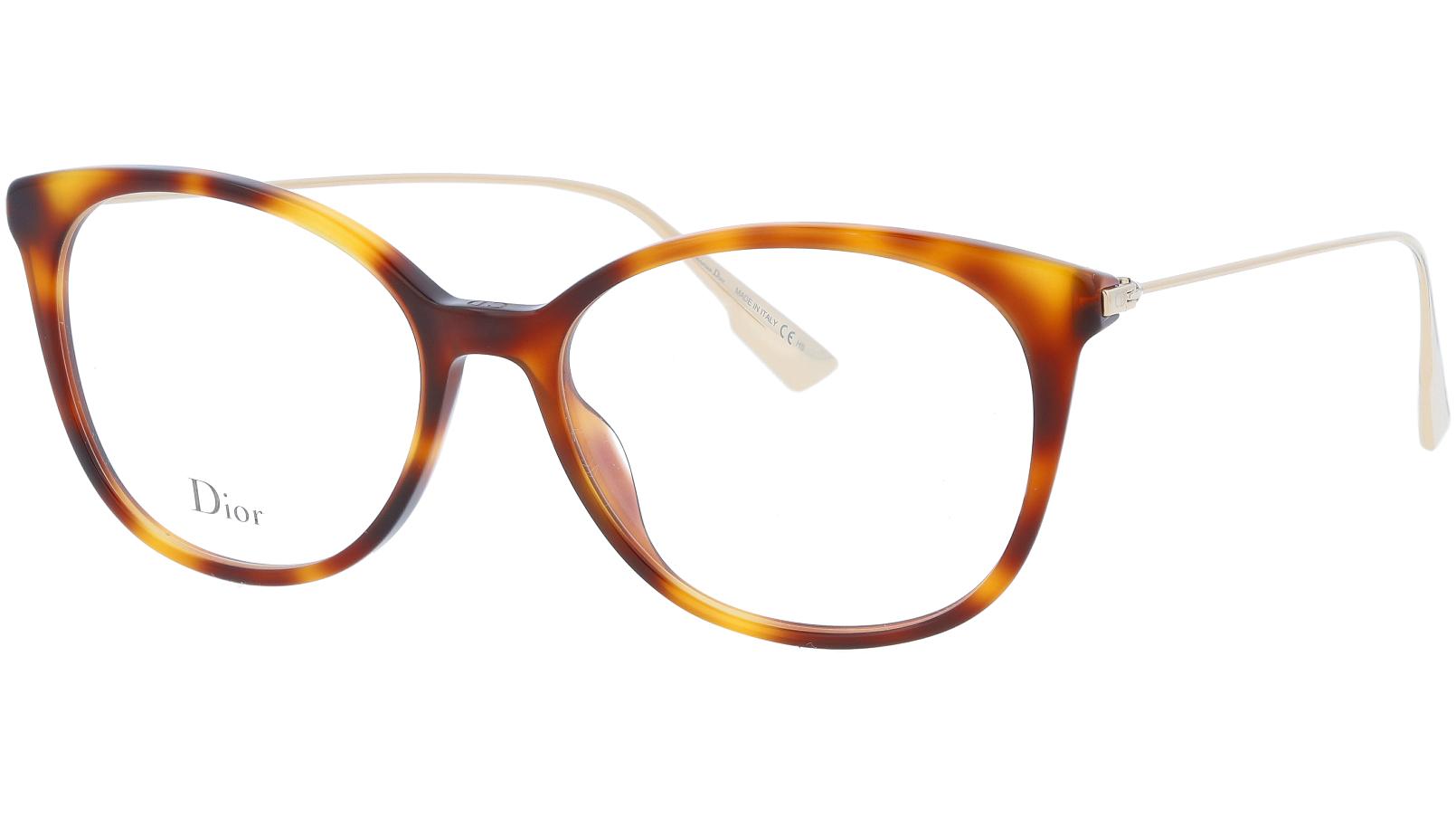 Dior SIGHTO1 086 52 Dark Glasses