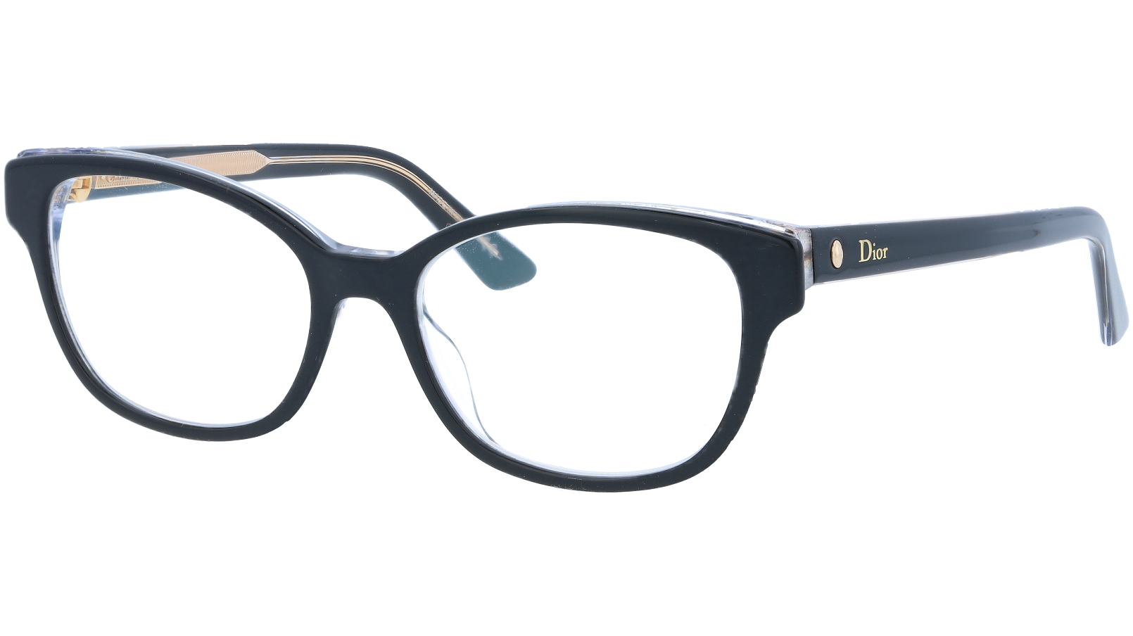 DIOR MONTAIGNE3 G99 52 BLACK Glasses