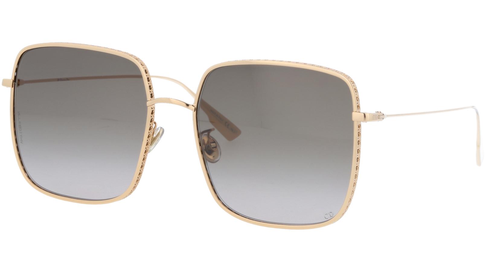 DIOR DIORBYDIOR3F DDBYB 59 GOLD Sunglasses