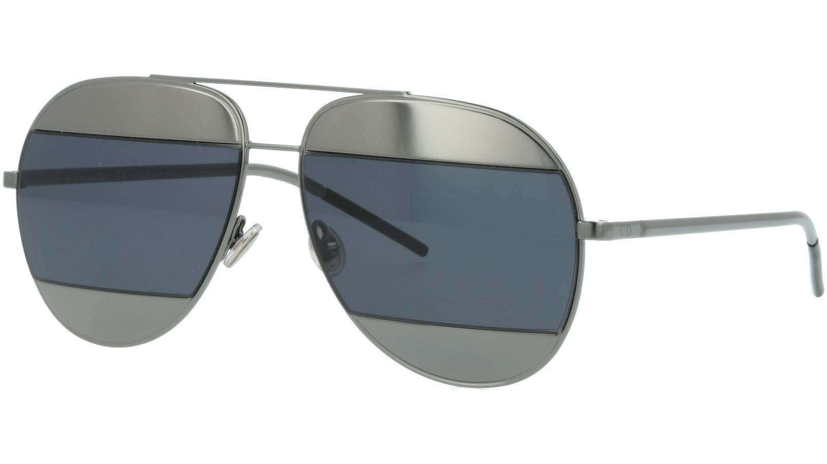 Dior SPLIT1 KJ1IR 59 Dark Sunglasses