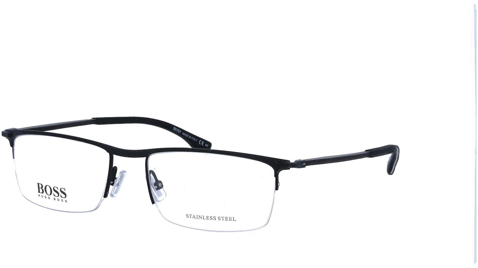 HUGO BOSS BOSS0940 2P6 55 BLACK Glasses