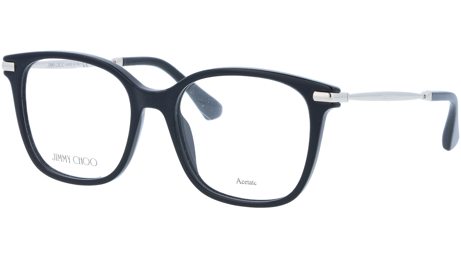 JIMMY CHOO JC195 807 52 BLACK Glasses