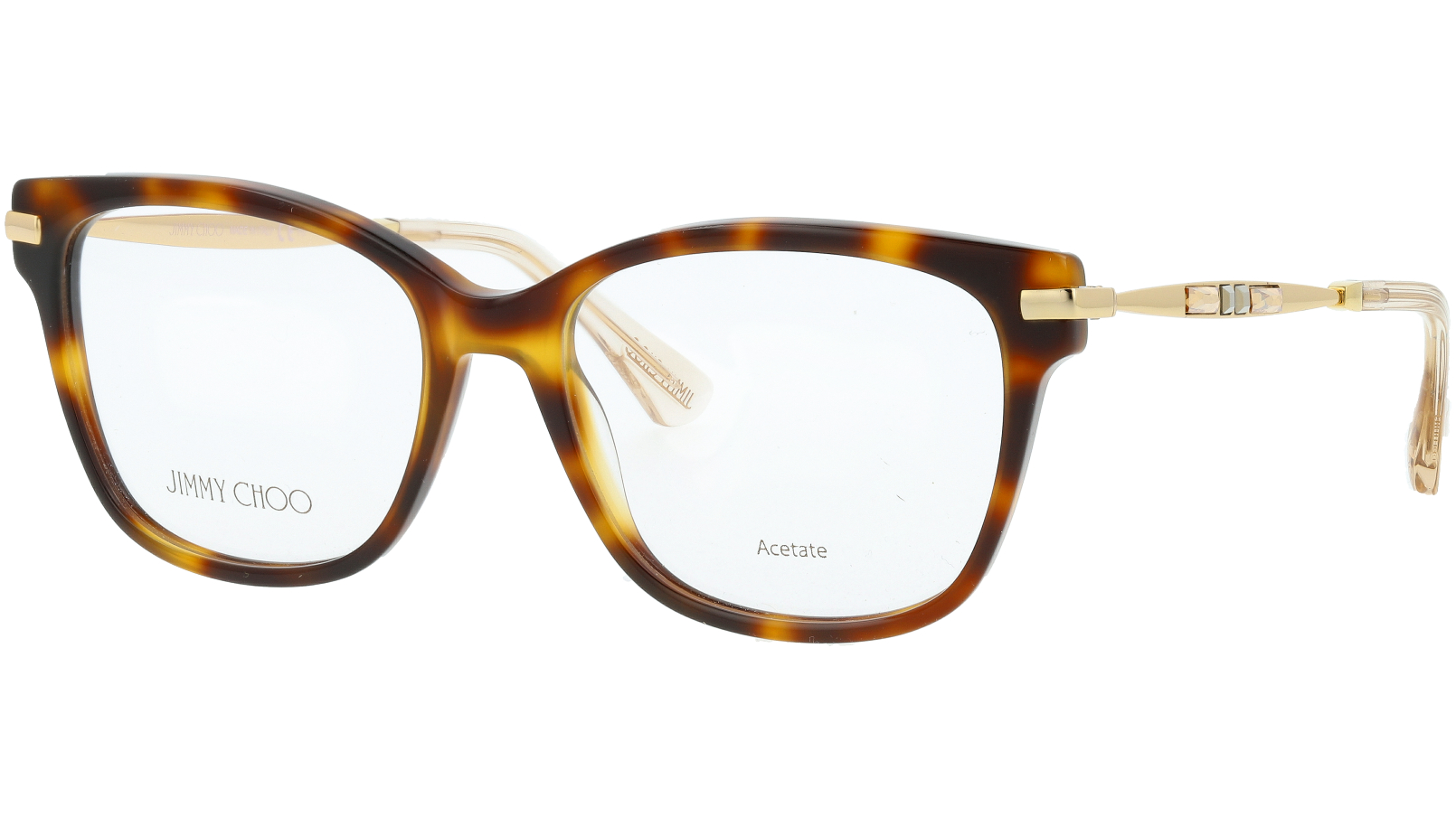 JIMMY CHOO JC181 14B 53 HVANA Glasses