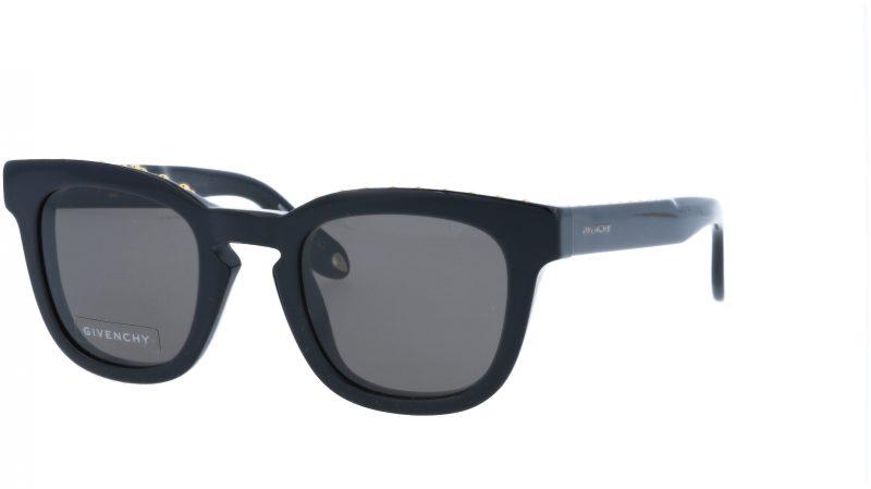 Givenchy GV7006S 807NR 48 Black Sunglasses