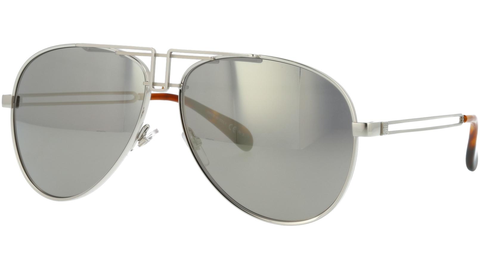 Givenchy GV7110S J5GNQ 61 Gold Sunglasses