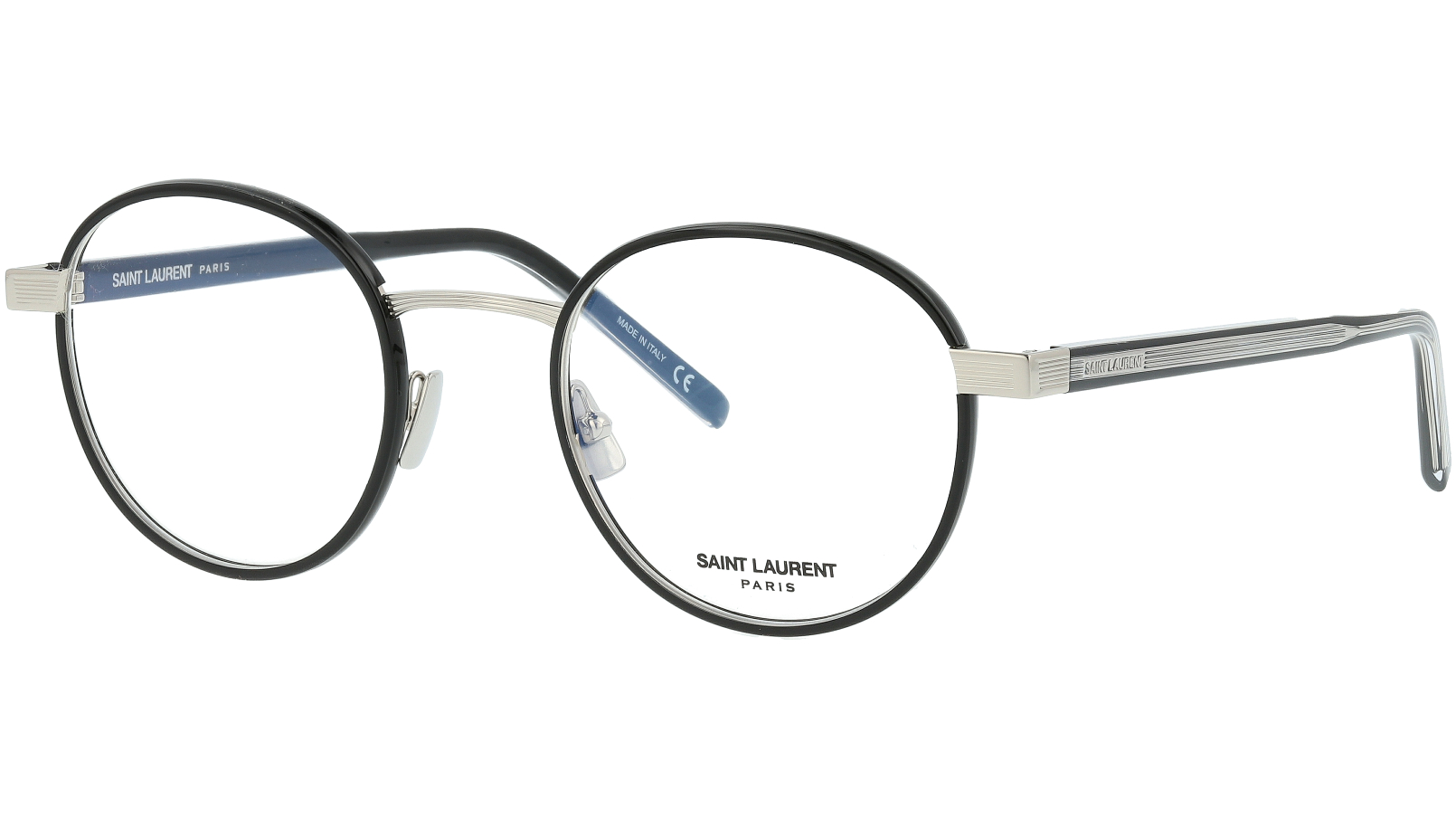 SAINT LAURENT SL125 001 49 BLACK Glasses