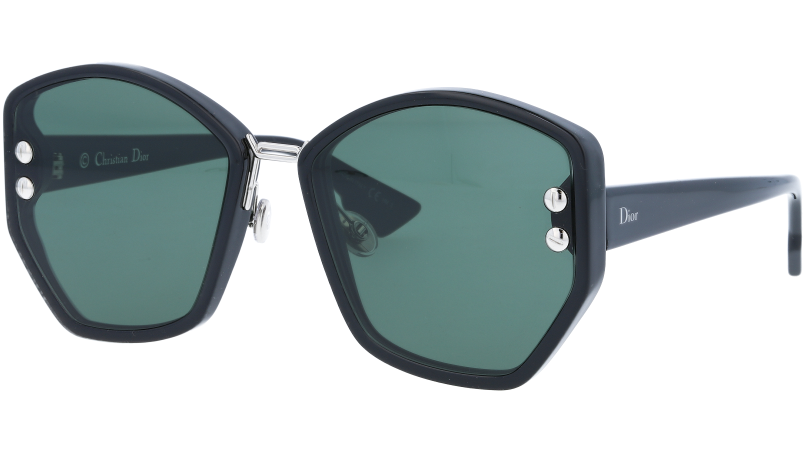 DIOR DIORADDICT2 80707 59 BLACK Sunglasses