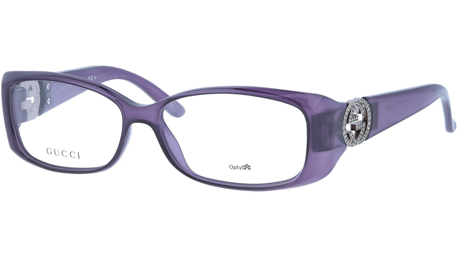 GUCCI GG3557 L45 52 PURPLE Glasses