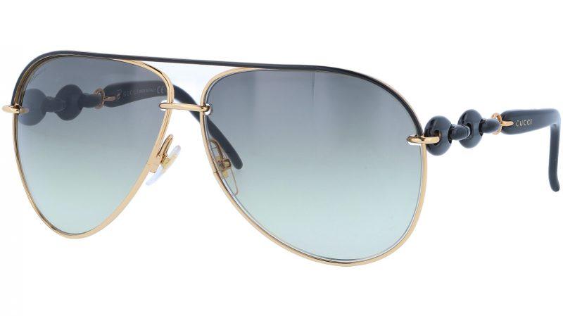 GUCCI GG4225S WPOAE 63 BLACK Sunglasses