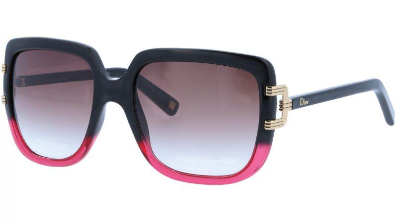 Dior GRAPHIX3 W6AJS 56 Black Sunglasses
