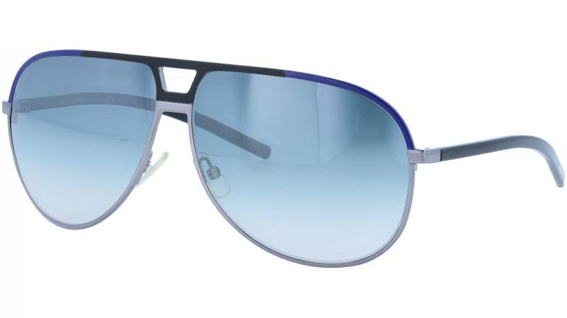 Dior 0158S 0ABG5 64 Black Sunglasses