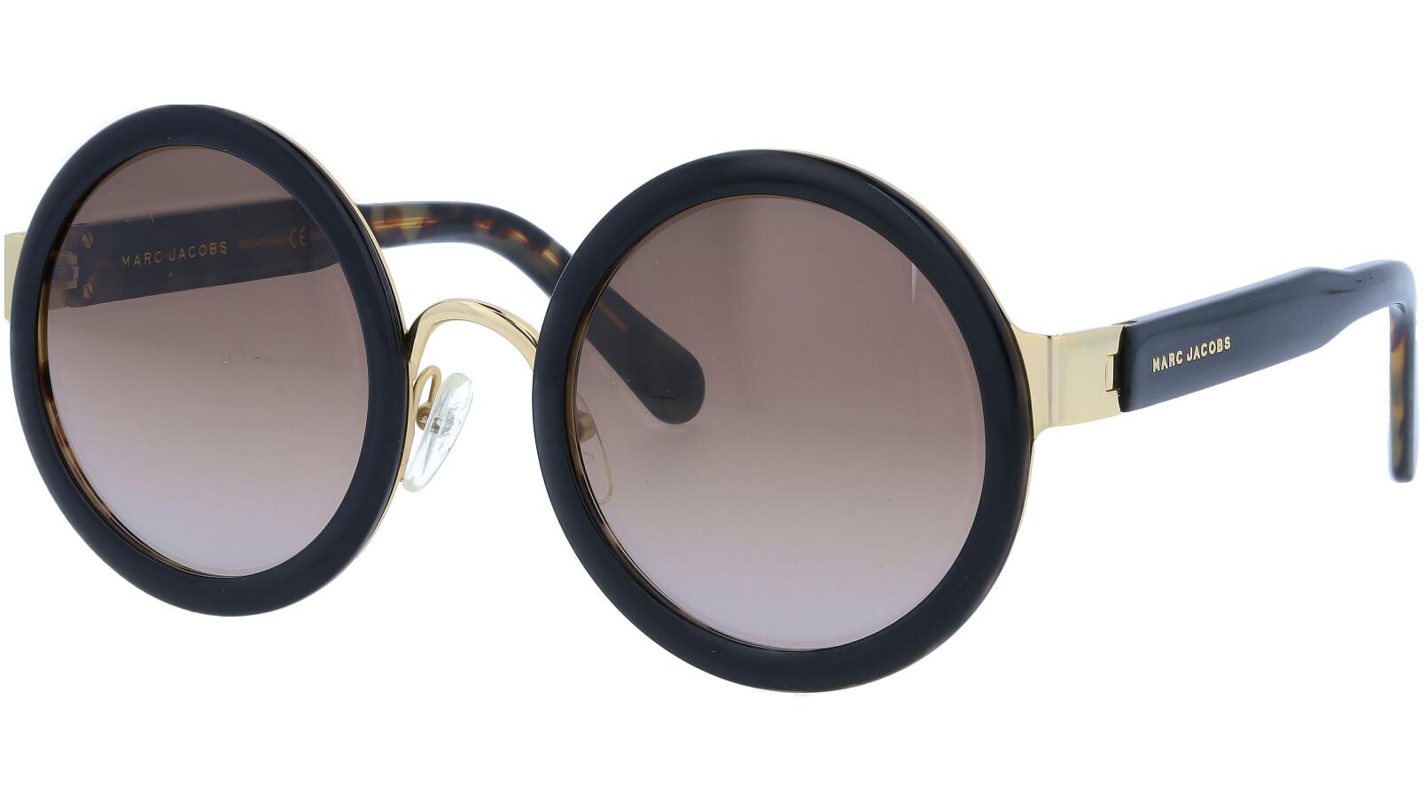 Marc Jacobs MJ587S PXPHA 52 Black Sunglasses