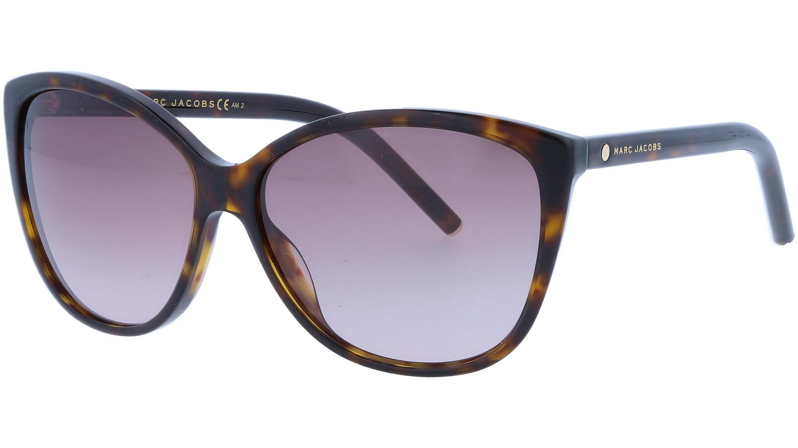 Marc Jacobs MARC69S 086HA 58 DARK Sunglasses