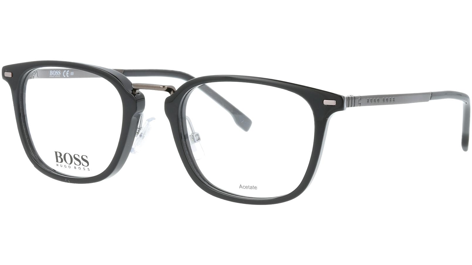 HUGO BOSS BOSS1057 807 52 BLACK Glasses