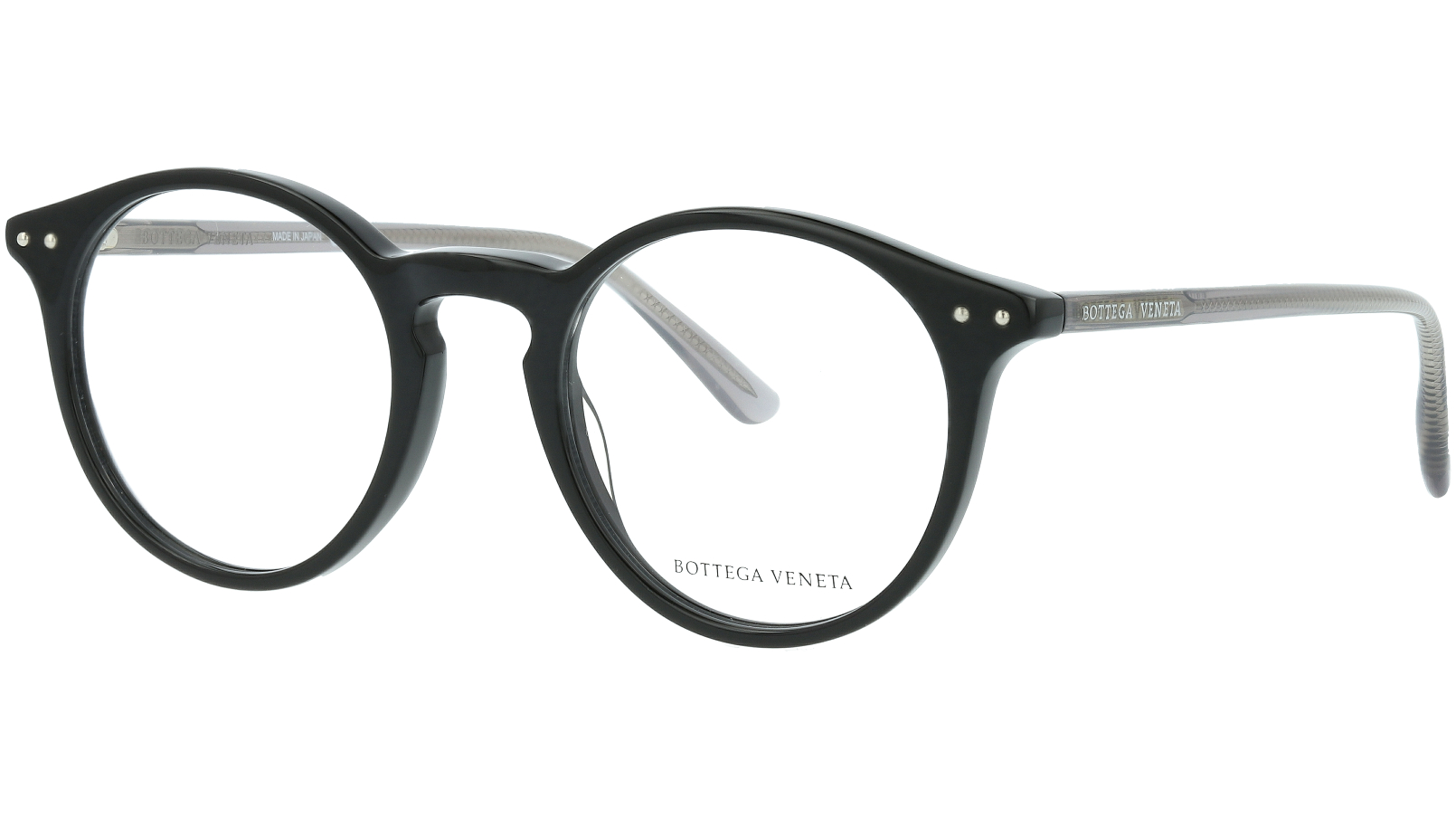 BOTTEGA VENETA BV0192O 001 48 BLACK Glasses