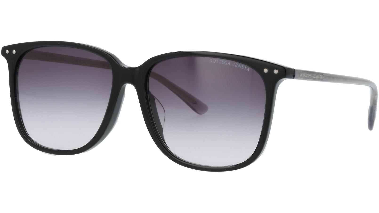 BOTTEGA VENETA BV0191SA 001 58 BLACK Sunglasses