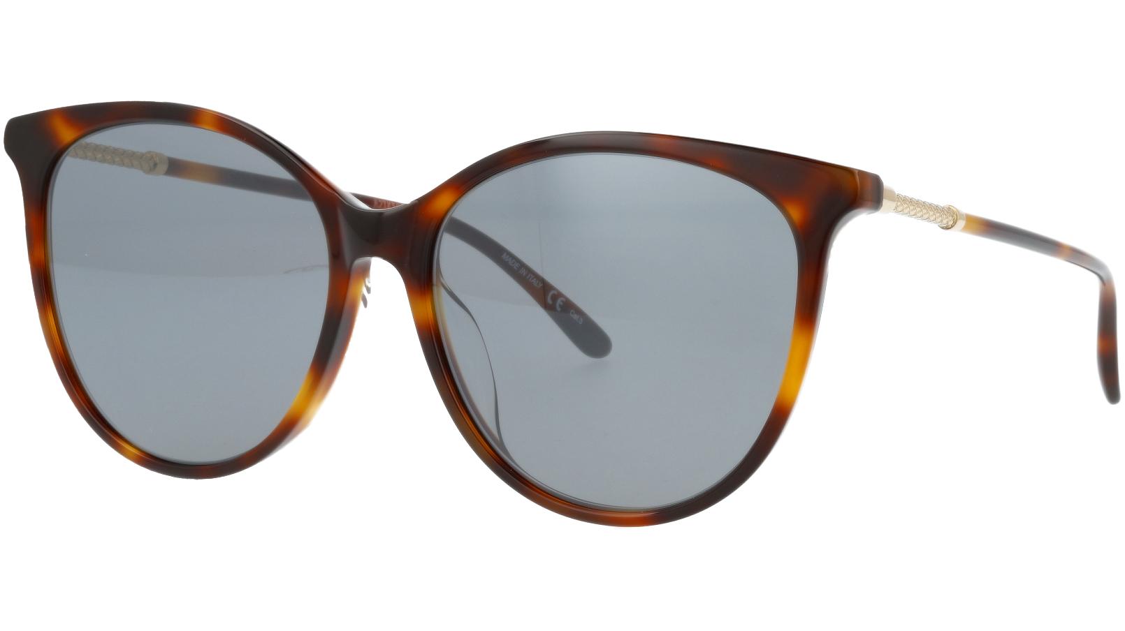 BOTTEGA VENETA BV0154SK 003 57 AVANA Sunglasses