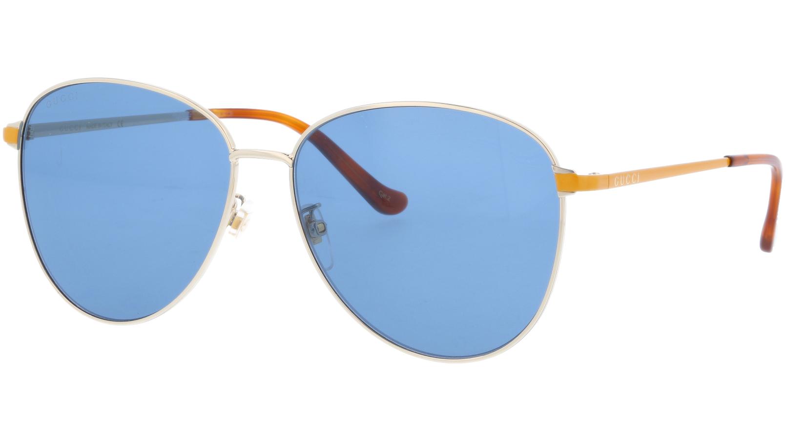 GUCCI GG0573SK 004 60 GOLD Sunglasses
