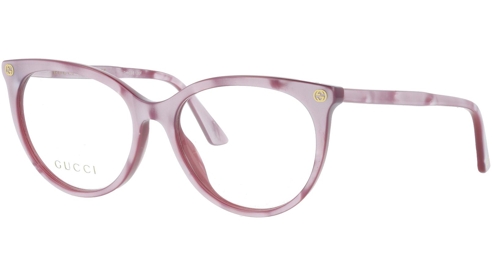 GUCCI GG0093O 004 53 PINK Glasses