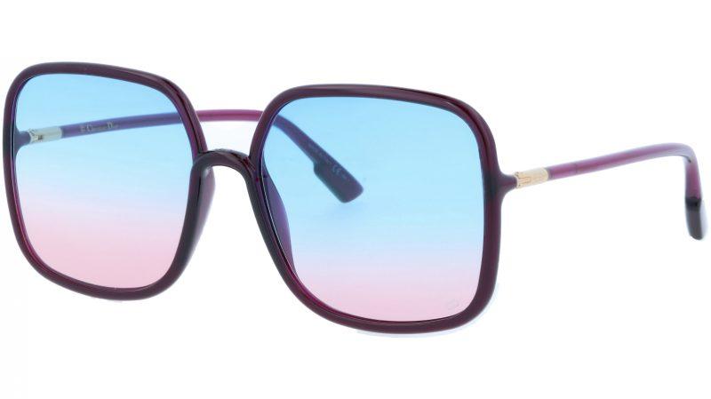DIOR SOSTELLAIRE1 B3VAJ 59 VIOLET Sunglasses