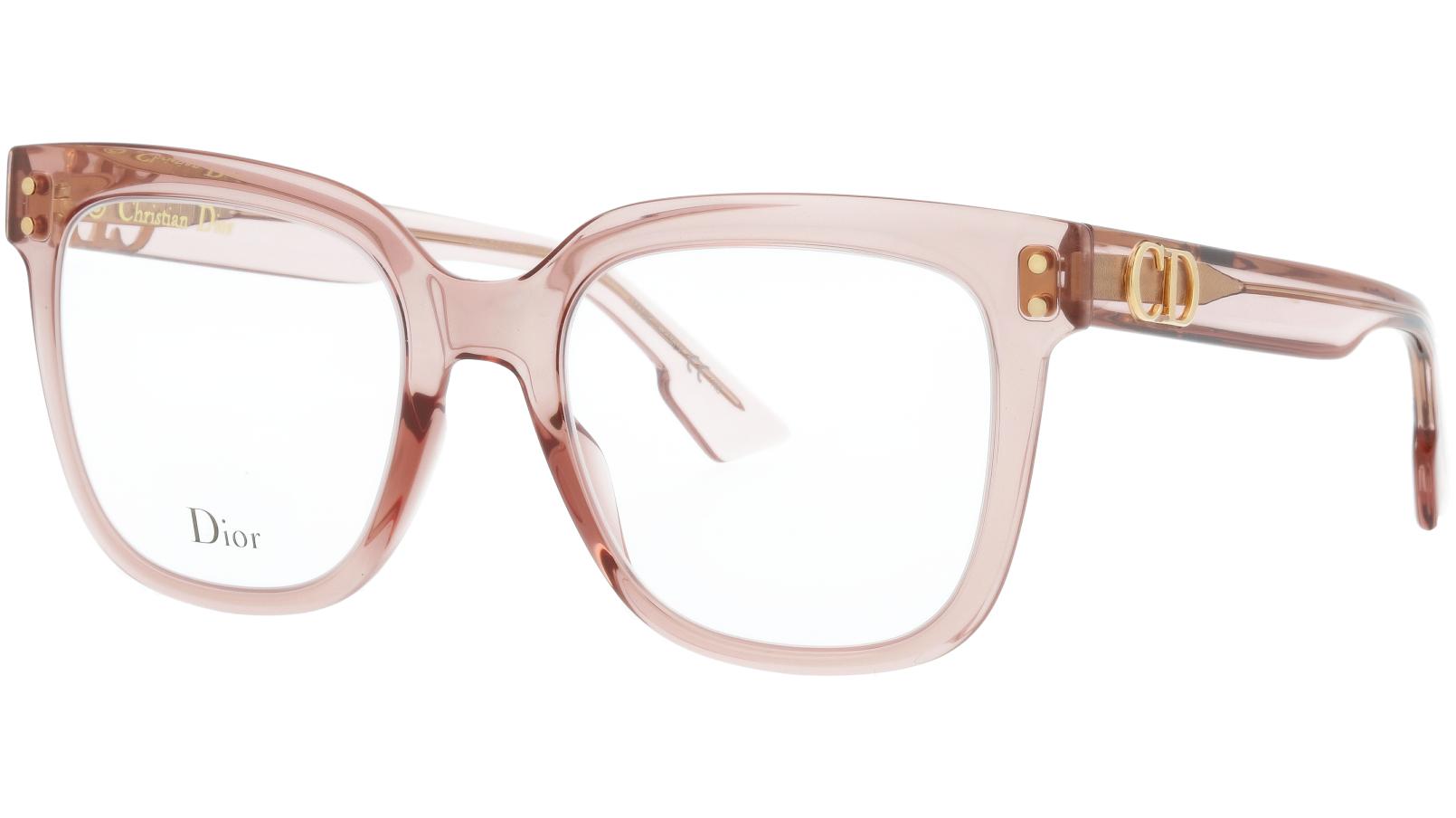 Dior CD1 FWM 50 Nude Glasses