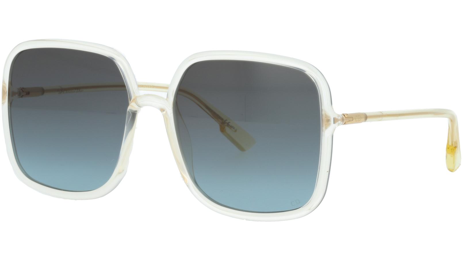 DIOR SOSTELLAIRE1 KB790 59 GREY Sunglasses