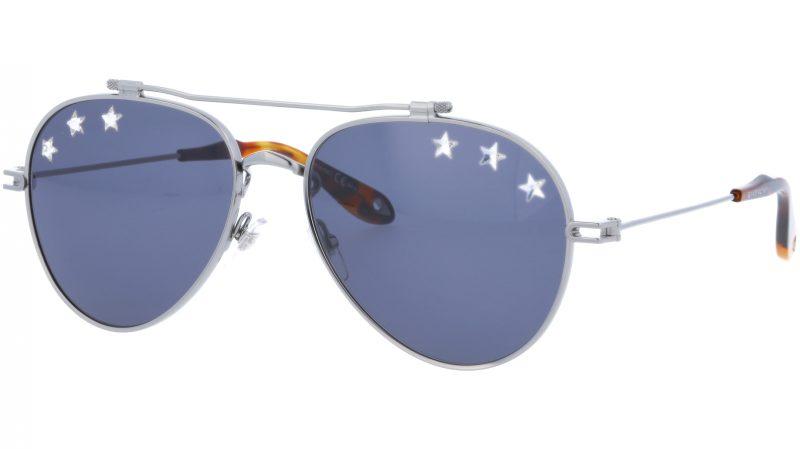 GIVENCHY GV7057NSTARS SRJIR 58 CRYSTAL Sunglasses