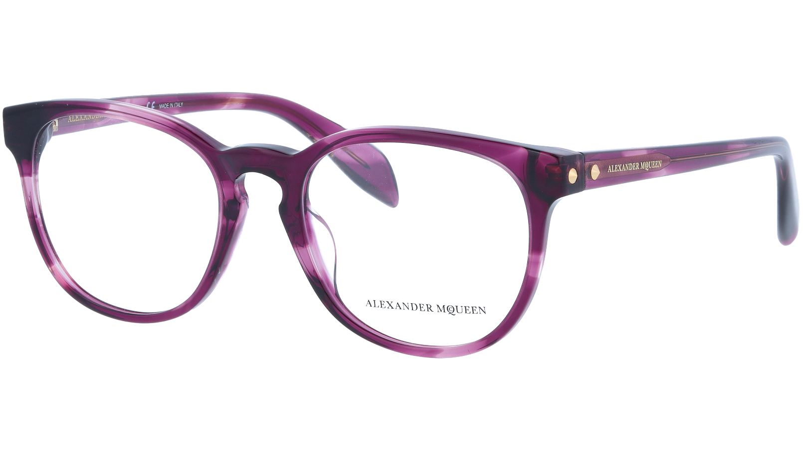 ALEXANDER MCQUEEN AM0100O 003 51 AVANA Glasses