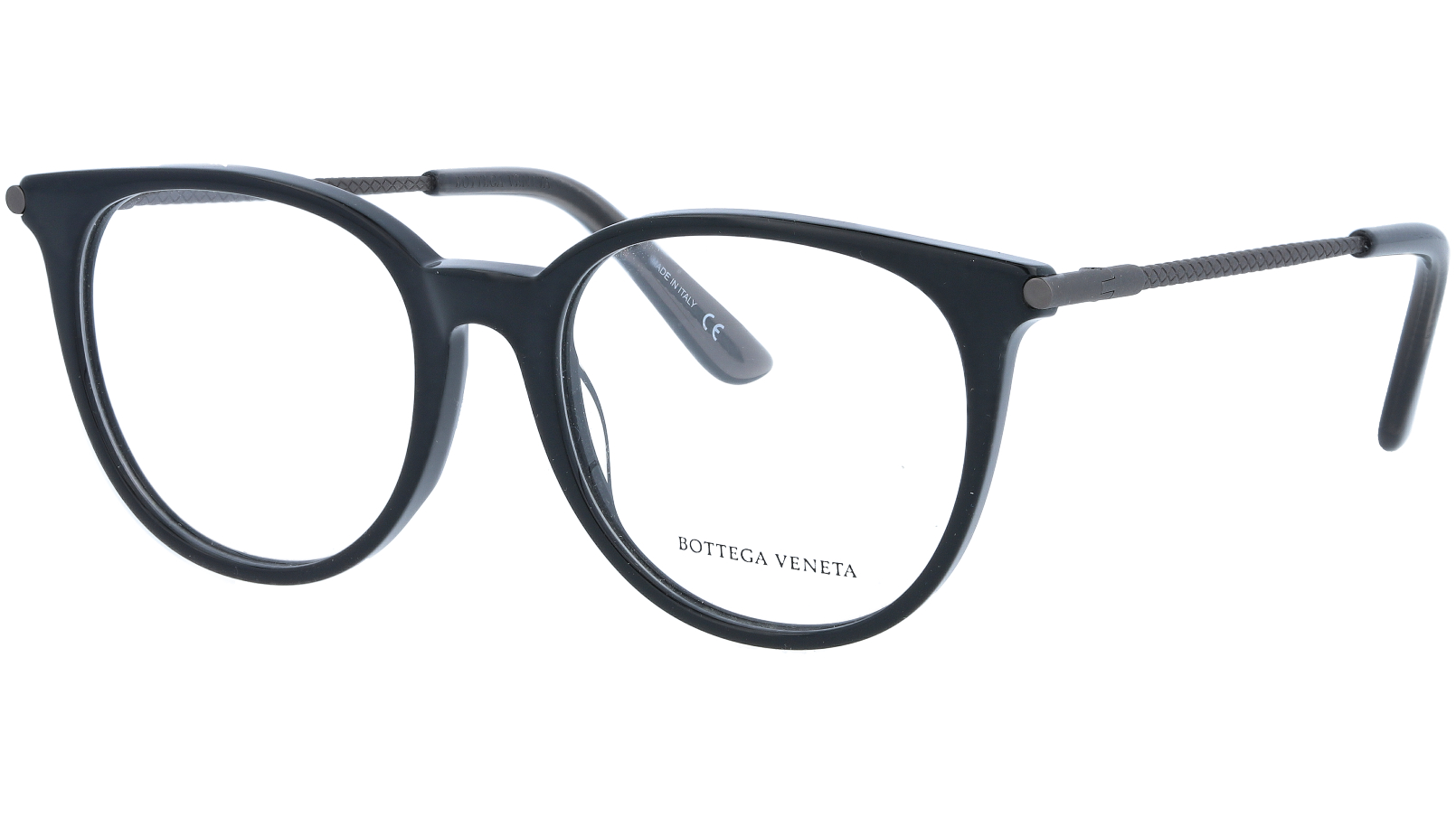 BOTTEGA VENETA BV0184O 001 50 BLACK Glasses