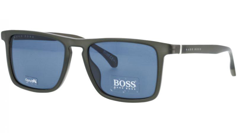 HUGO BOSS BOSS1082/S 26KKU 54 GREY Sunglasses