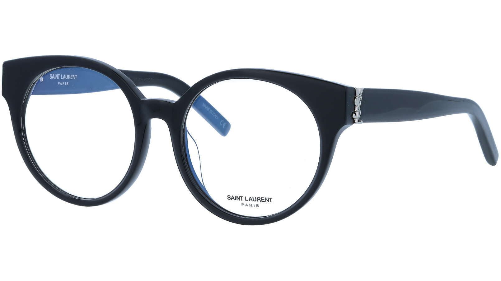 SAINT LAURENT SLM32F 001 53 BLACK Glasses