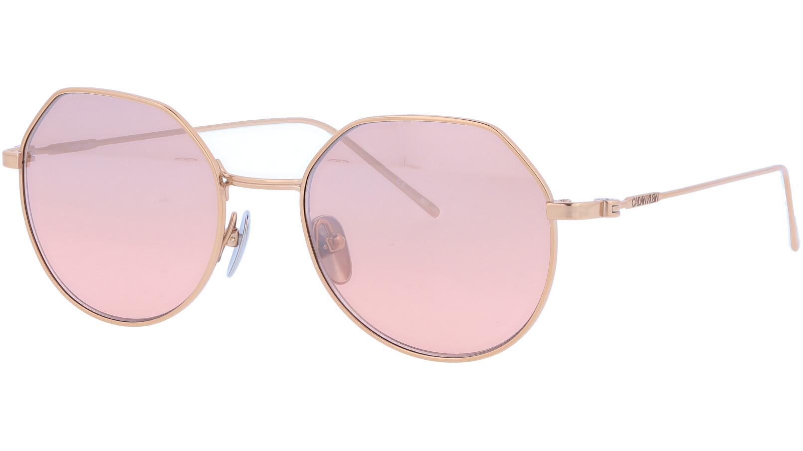 Calvin Klein CK18111S 780 51 Rose Sunglasses