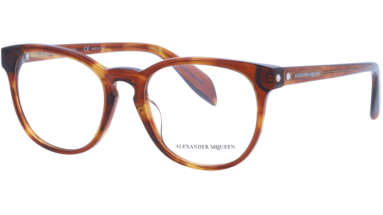 ALEXANDER MCQUEEN AM0100O 004 51 AVANA Glasses