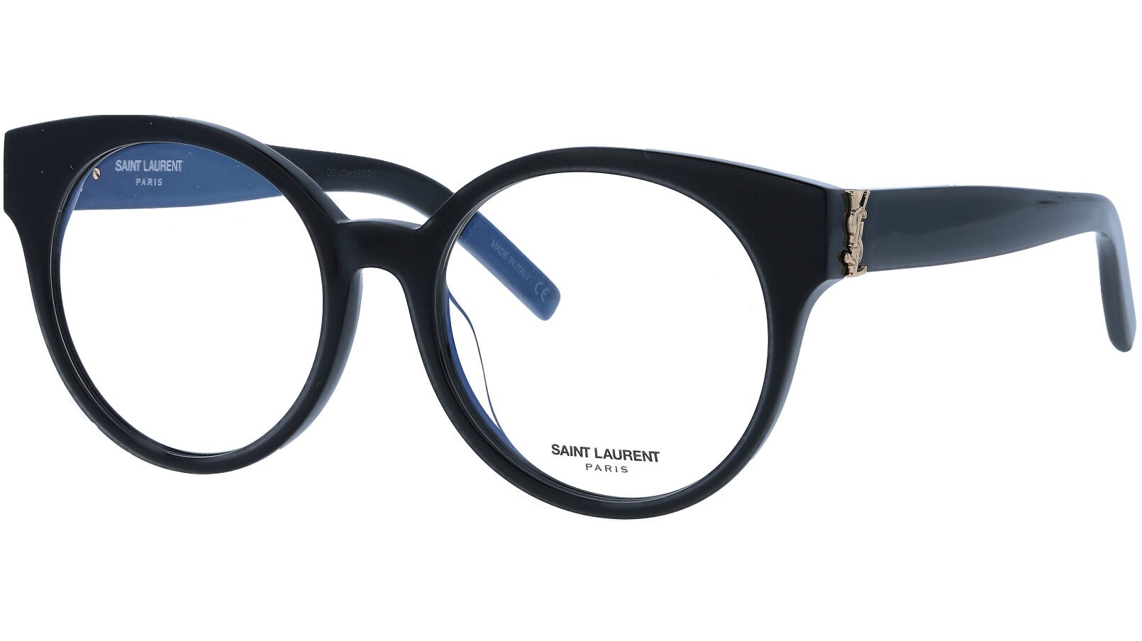 SAINT LAURENT SLM32F 003 53 BLACK Glasses