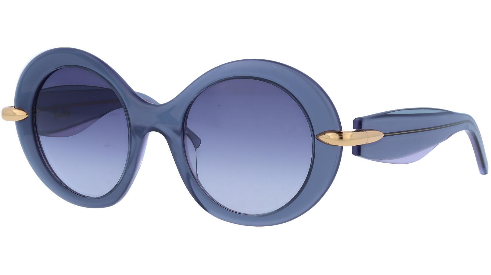 POMELLATO PM0005S 003 51 GREEN Sunglasses