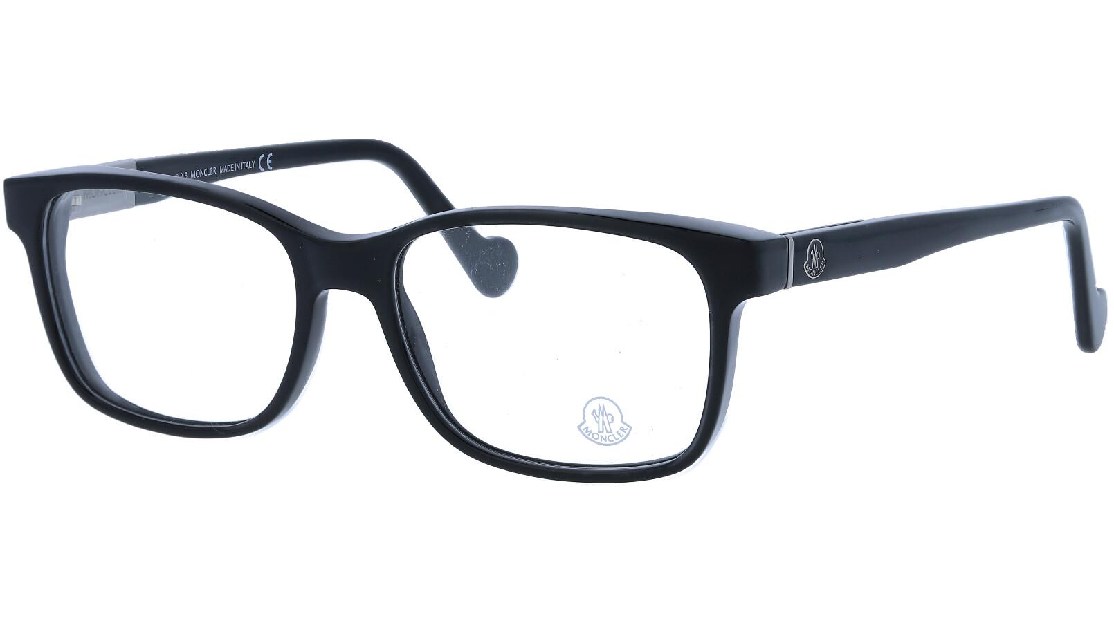 Moncler ML5012V 001 54 Black Glasses