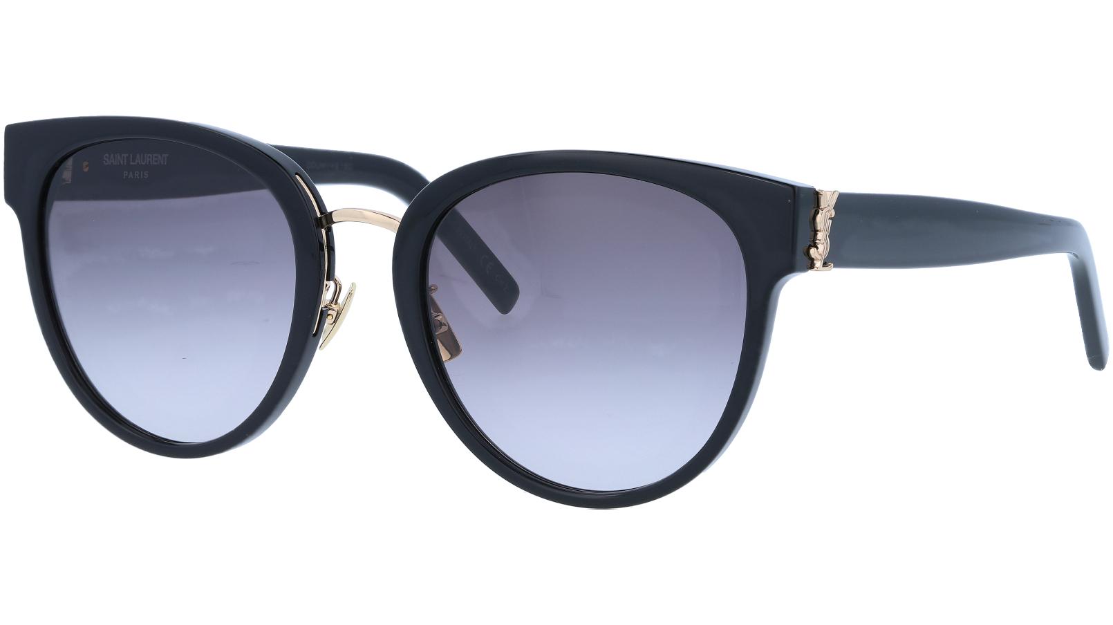 Saint Laurent SLM38K 002 55 Black Sunglasses