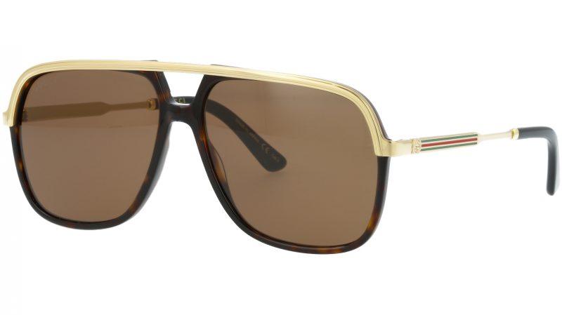 GUCCI GG0200S 002 57 AVANA Sunglasses