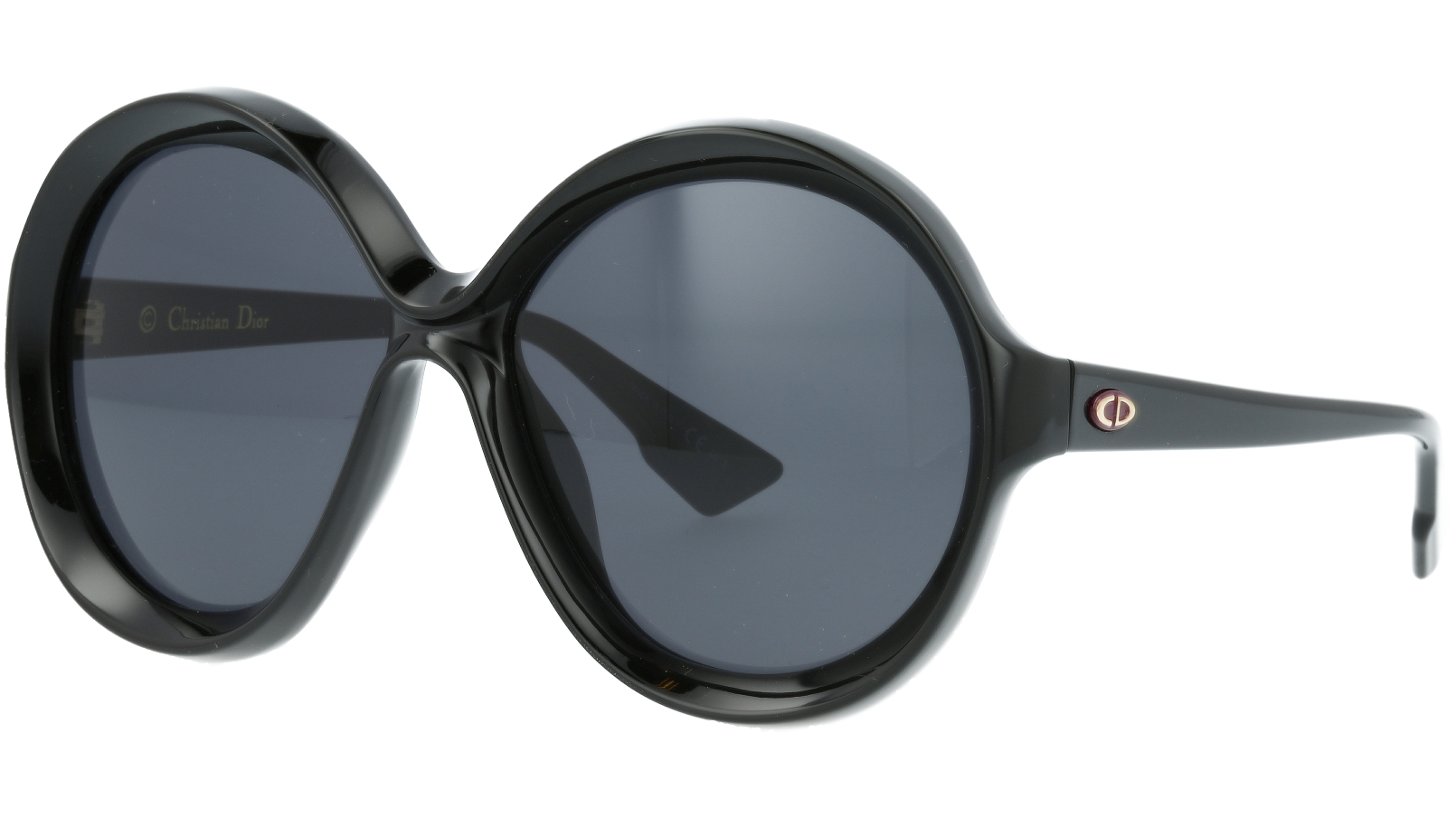 Dior BIANCA PJPKU 58 Blue Sunglasses