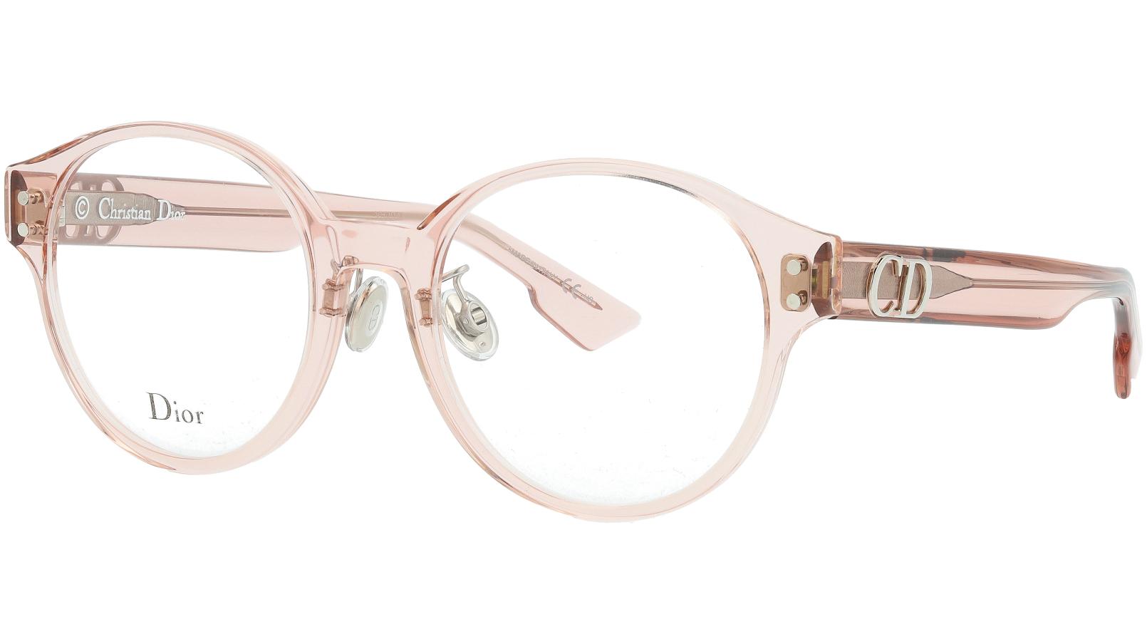 Dior CD3F FWM 50 Nude Glasses