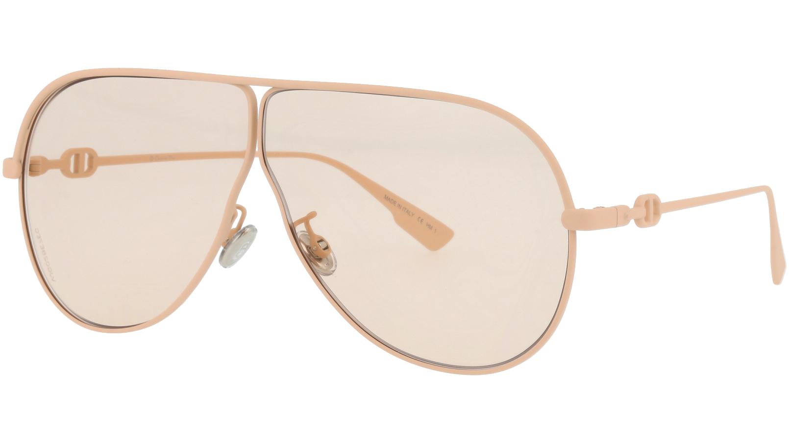 Dior CAMP V1VVC 66 Nude Sunglasses