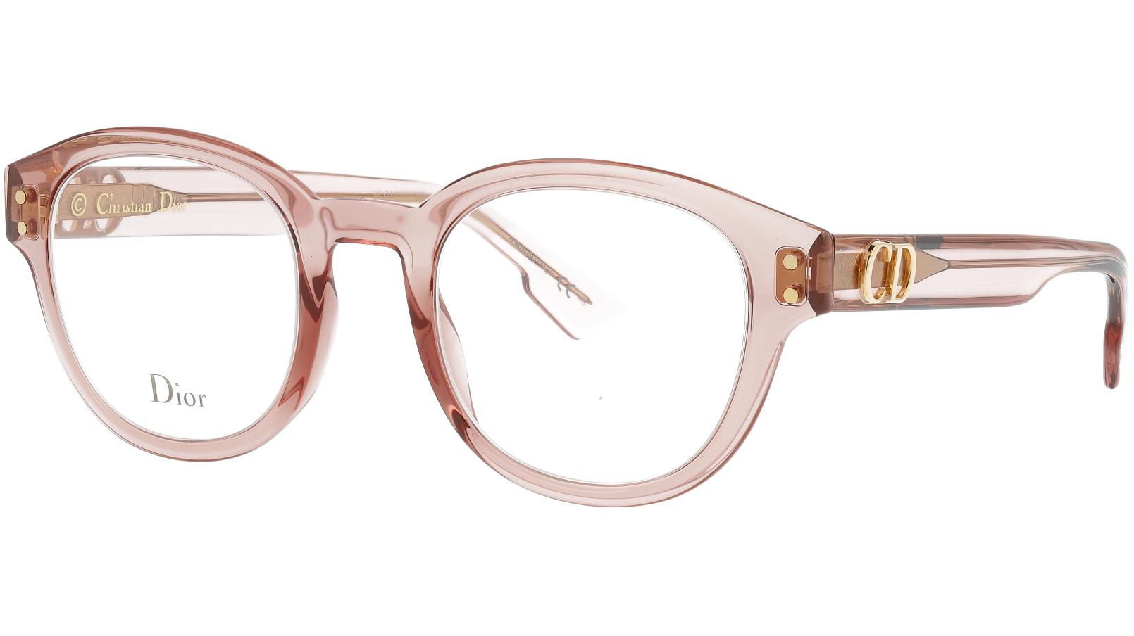 Dior CD2 FWM 46 Nude Glasses